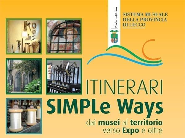 Itinerari SIMPLe Ways - it